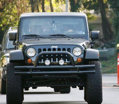 Beckham Jeep